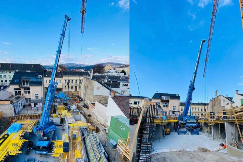 Baufortschritt AK Baden
