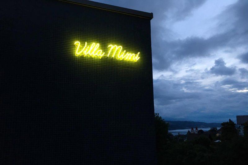 Villa Mimi fertig!