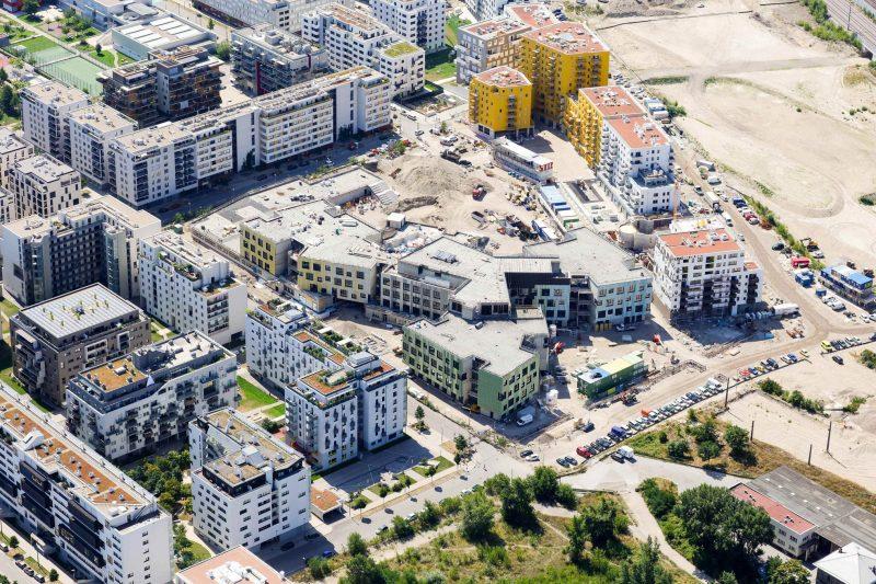 Wien von oben – wir sind dabei